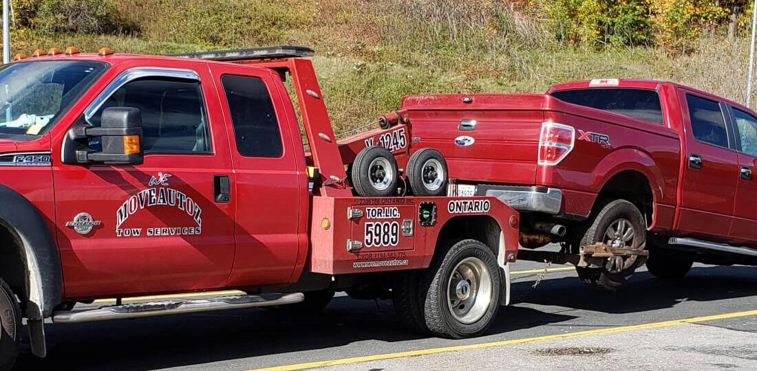 Woodbridge Auto & Light Truck Towing