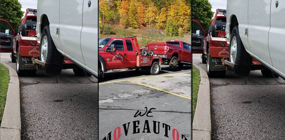Towing Services in Concord, Vaughan.