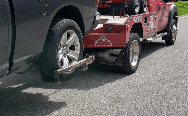Towing Service in York
