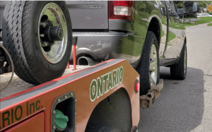 Local Towing Service in Toronto