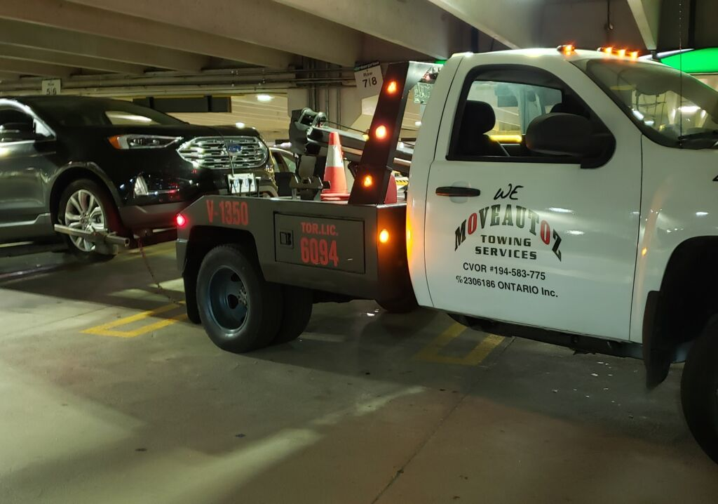 undergroung towing