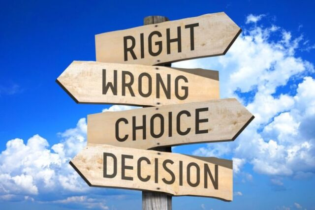 Right to choose